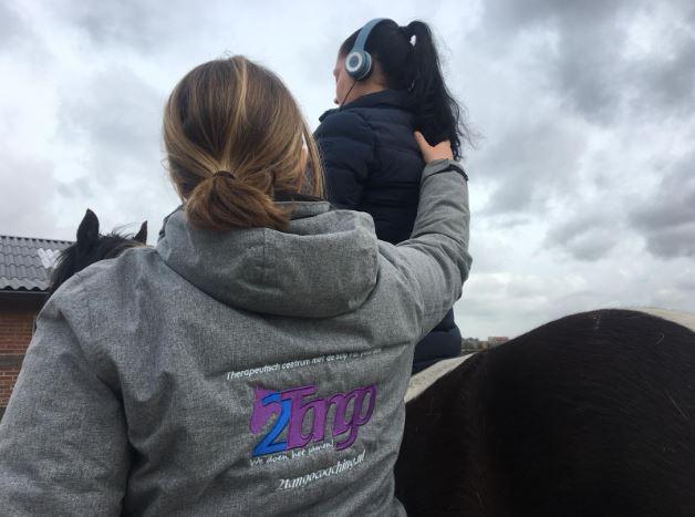 EMDR op paard | Brenda